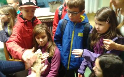 Naravoslovni dan – Kmetijska šola Grm
