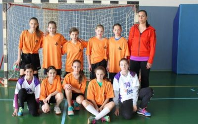 Rezultati področnega prvenstva v rokometu za mlajše učenke