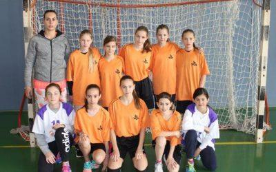 Rezultati področnega prvenstva v malem nogometu za mlajše učenke