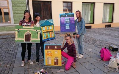 37. slikarski EX TEMPORE mladih likovnikov Bele krajine