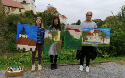 40. slikarski Ex tempore mladih likovnikov Bele krajine